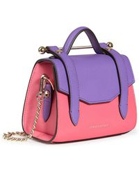 Strathberry Allegro Micro - Purple