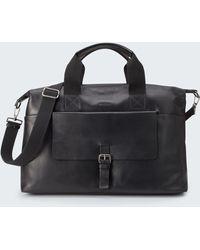 Strellson Weekend Bag Scott - Schwarz