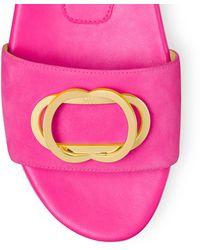 Stuart Weitzman The Caicos Sandal - Pink