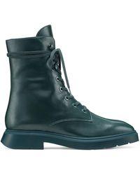 Stuart Weitzman The Mckenzee Mens Boot - Green