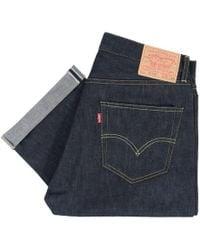 Levi's Levis Vintage 1955 501 Xx Rigid Selvage Denim Jeans 50155-0116