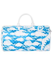 Sprayground Nimbus Duffle Bag - Blue