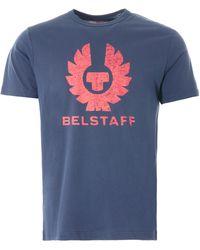 Belstaff Coteland 2.0 T-shirt - Blue