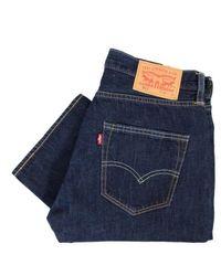 Levi's Levi's Levi's Onewash 501 Original Denim Jeans 5010101 Colo - Blue