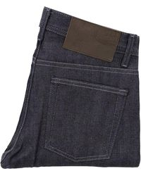 Naked & Famous Naked And Famous Weird Guy Selvedge Denim 01108 - Blue