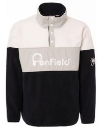 Penfield Sharma Fleece - White