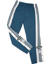 d1c449270f47 Lyst - adidas Originals Trefoil Legend Ink Club Football Track Pants ...