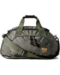 Filson Ballistic Nylon Duffel Bag - Green
