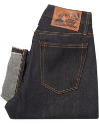 Leftfield NYC - Charles Atlas Selvedge Denim Jeans - Lyst