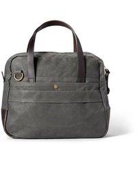 Filson Otter Green Travel Bag - Multicolour