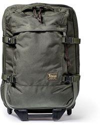 Filson Otter Green Ballistic Nylon Dryden Carry On Suitcase 20047728 C