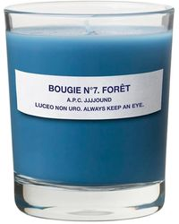 A.P.C. Scented Candle No3 - Blue