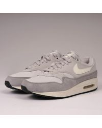 aeed810af135 Lyst - Nike Air Max Prime Wolf Grey   Grey-white Ankle-high Running ...