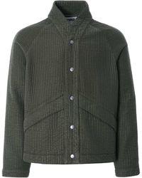 YMC Erkin Quilted Jacket - Green