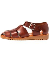 Paraboot Pacific Sport Sandals - Brown