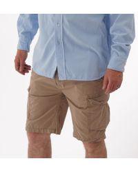 Schott Nyc Army Mastic Tr Olimpo 30 Shorts - Natural