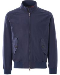 Baracuta G9 Original Harrington Jacket - Blue