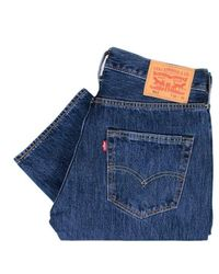 Levi's Levi's Levi's Indigo 501 Original Denim Jeans 5010101 Colou - Blue