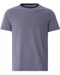 Merz B. Schwanen - 215 Crew Neck T-shirt - Lyst