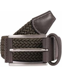 Andersons Woven Fabric Belt - Multicolor