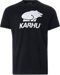 Karhu Basic Logo T-shirt - Black