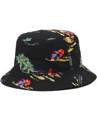 Carhartt WIP Beach Bucket Hat - Black