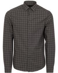 Calvin Klein - Gillice Shirt - Tonal Melange - Lyst