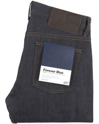 Naked & Famous Weird Guy - Forever Blue Stretch Selvedge