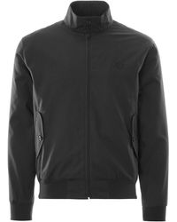 Fred Perry Fred Perry Made In England Harrington - Black