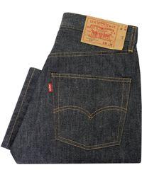 Levi's - Levi's Vintage 1976 501 Shrink To Fit Rigid Denim Jeans - Lyst