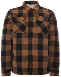 Dickies Sherpa Lined Sacramento Shirt - Multicolour