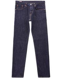 Edwin 14 Oz Nihon Menpu Regular Tapered Jeans - Blue