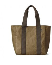 Filson Medium Grab 'n' Go Tote Bag - Brown