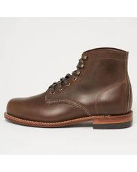 Wolverine Original 1000 Mile Boot Olive Brown W40387