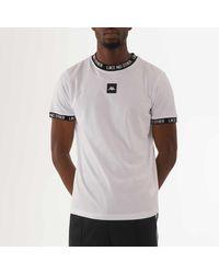 Kappa Basco T-shirt - White
