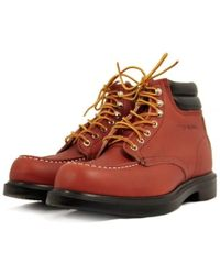 Red Wing - Moc Toe Supersole Oro Russet Boot - Lyst