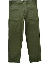 Universal Works Fatigue Pant - Green