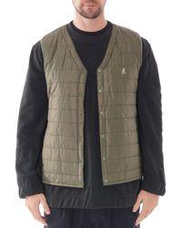 Gramicci - Padding Vest Jacket - Lyst