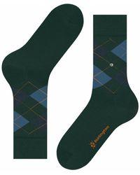 Burlington Burlington Edinburgh Socks - Green