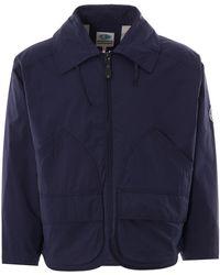 Nigel Cabourn Alder 4 Jacket - Blue