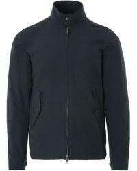 Baracuta G4 Original Harrington Jacket Dark - Blue
