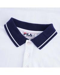 Fila Opal Polo Shirt - White