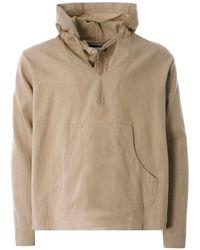 Monitaly Baja Shirt 230g Linen - Natural