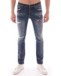 Nudie Jeans 113118-brk Grim Tim Pro - Blue