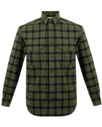Filson - Otter Green Alaskan Guide Shirt - Lyst