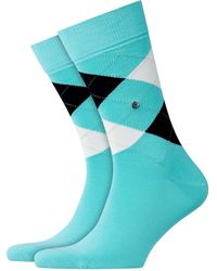 Burlington Burlington King Socks - Blue