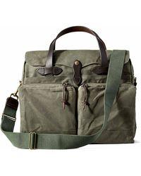 Filson 24 Hour Tin Briefcase - Green