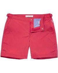 Orlebar Brown - Fuchsia Bulldog Sport Swimming Shorts - Lyst