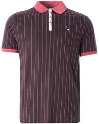 Fila Bb1 Polo Shirt - Multicolor