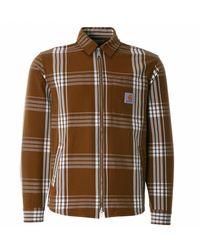 Carhartt WIP Cahill Shirt Jacket - Brown